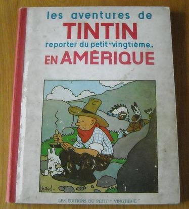Hergé - Tintin: Den Sorte Ø