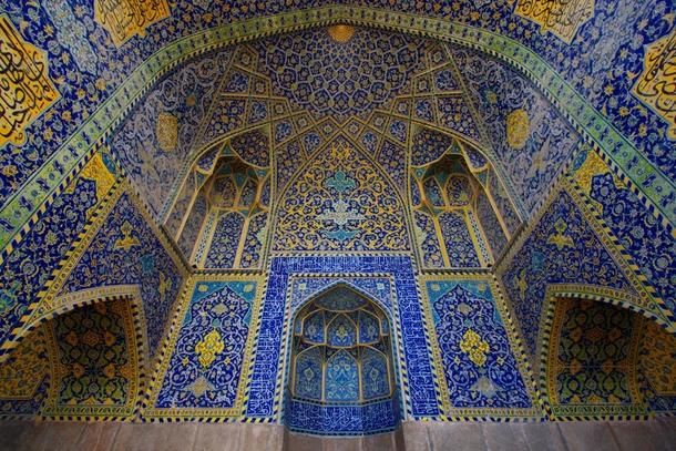 islamisk kunst