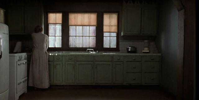 143 ene i køkkenet