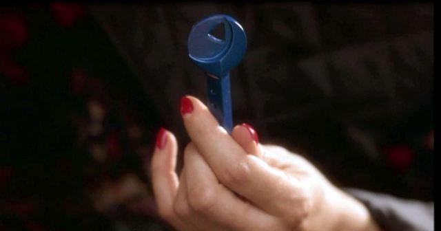 58 den blå nøgle