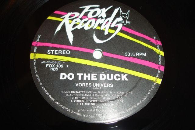 do the duck album